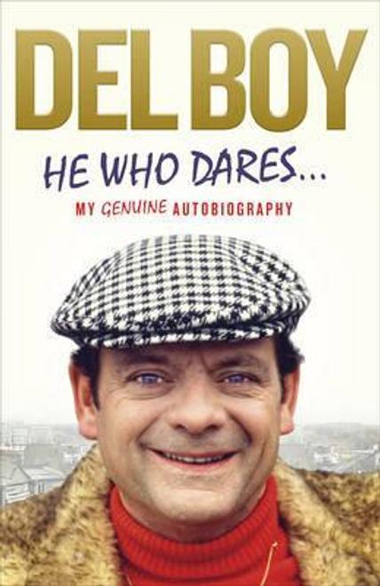 Trotter, Derek / He Who Dares (Large Paperback)