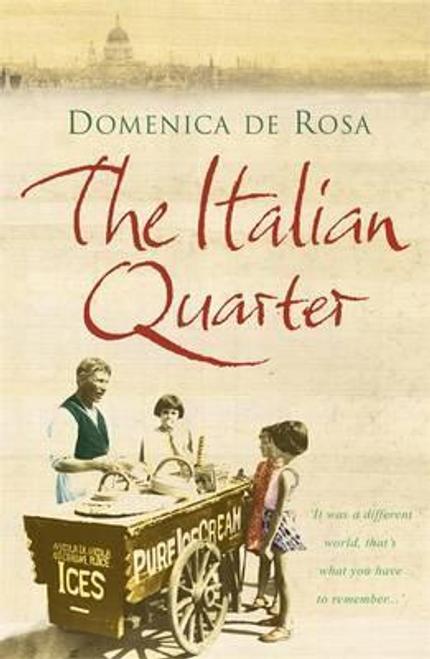 De Rosa, Domenica / The Italian Quarter