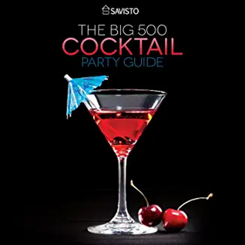 Savisto The Big 500 Cocktail Party Guide