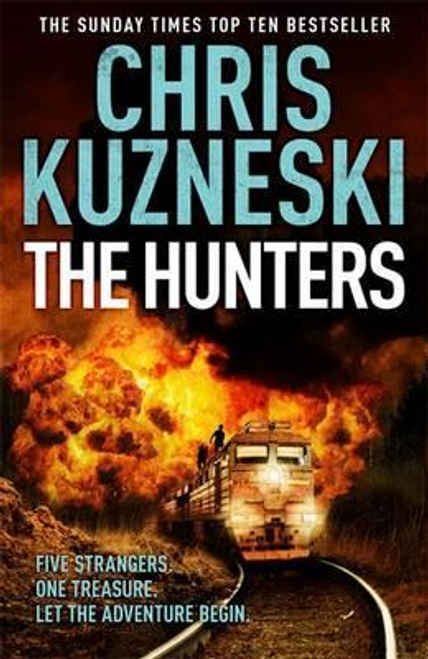 Kuzneski, Chris / The Hunters (The Hunters 1)