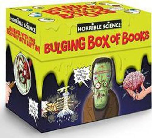 Horrible Science: Bulging Box of Books (Complete 20 Book Box Set)