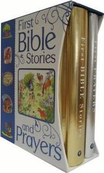First Prayers and Bible Stories (Complete 2 Book Box Set)