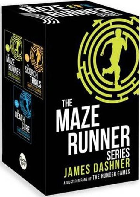 The Maze Runner (Complete 3 Book Box Set)