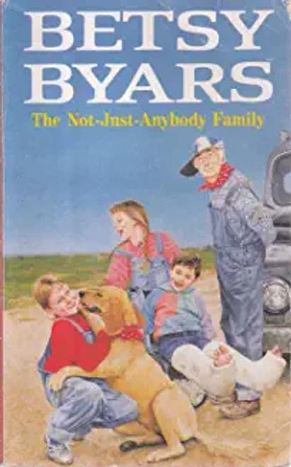 Byars, Betsy / The Not-just-anybody Family