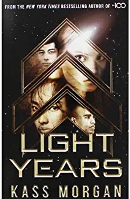 Morgan, Kass / Light Years
