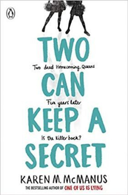 McManus, Karen - Two Can Keep a Secret - PB - BRAND NEW