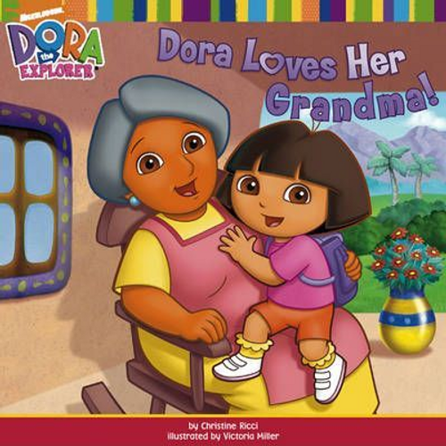 Ricci, Christine / Dora Loves Her Grandma (Children's Picture Book)
