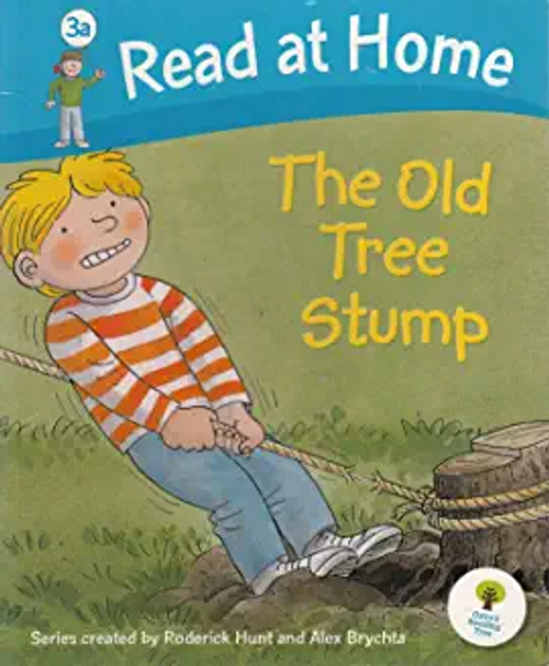 Hunt, Roderick / Read at Home: The Old Tree Stump (Children's Picture Book)