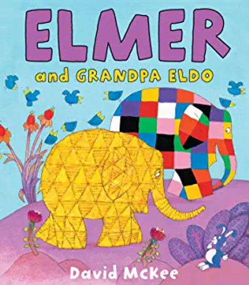 McKee, David / Elmer and Grandpa Eldo (Children's Picture Book)