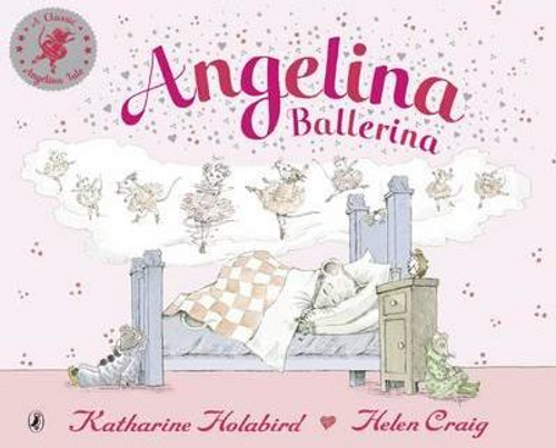 Holabird, Katharine / Angelina Ballerina (Children's Picture Book)