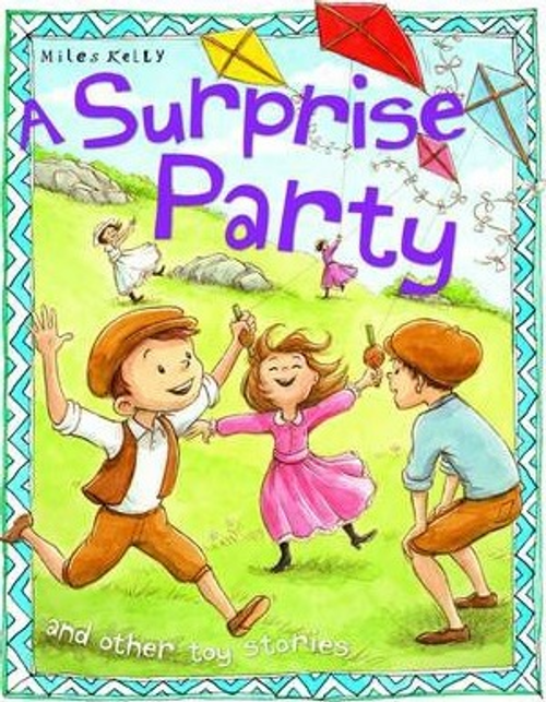 Kelly, Miles / A Surprise Party (Children's Picture Book)