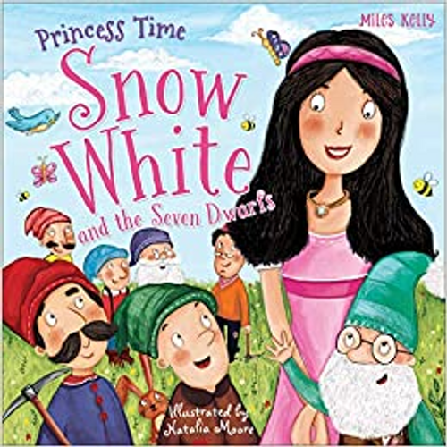 Kelly, Miles / Snow white and the seven dwarfs (Children's Picture Book)