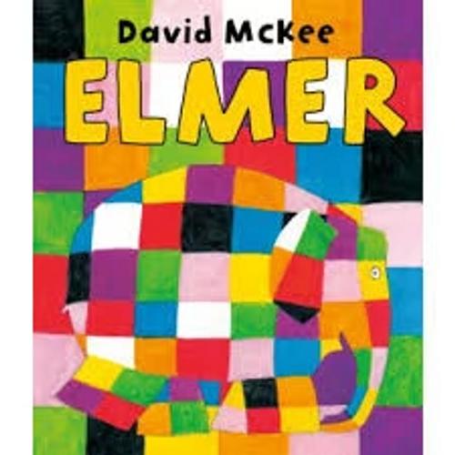 McKee, David / Elmer (Children's Picture Book)