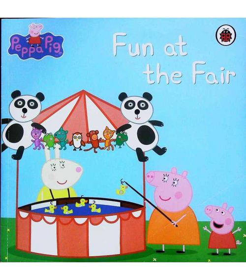 Peppa Pig: Fun at the Fair (Children's Picture Book)