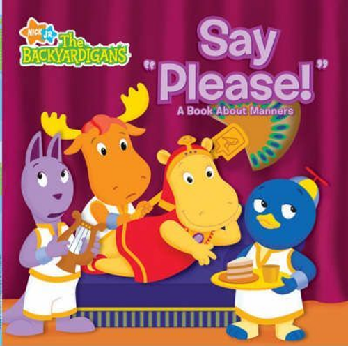 Lukas, Catherine / Say Please! (Children's Picture Book)