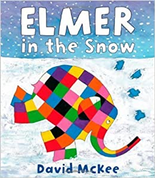 McKee, David / Elmer in the Snow (Children's Picture Book)