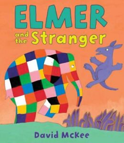 McKee, David / Elmer and the Stranger (Children's Picture Book)