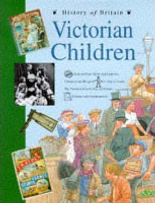 Shuter, Jane / Victorian Children (Children's Picture Book)