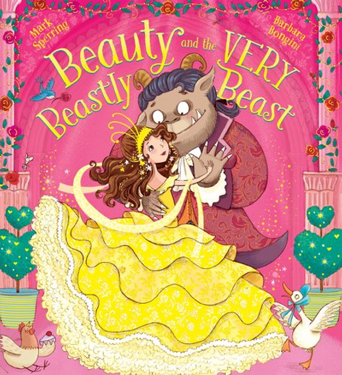 Sperring, Mark / Beauty and the Very Beastly Beast (Children's Picture Book)