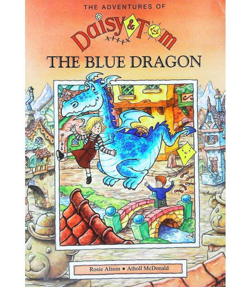 Alison, Rosie / The Blue Dragon (Children's Picture Book)