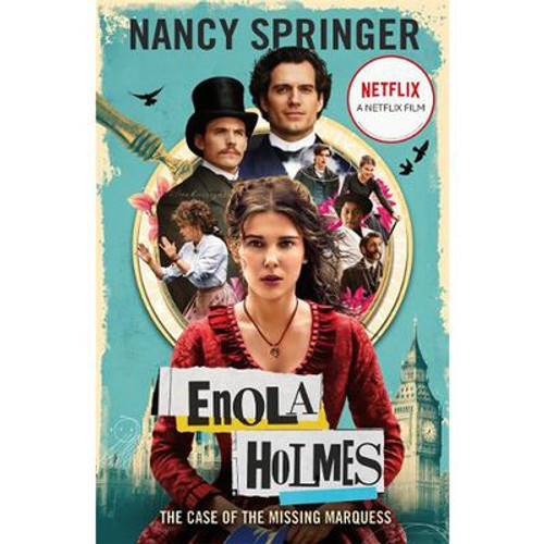 Springer, Nancy - Enola Holmes : The Case of the Missing Marquess - PB - BRAND NEW