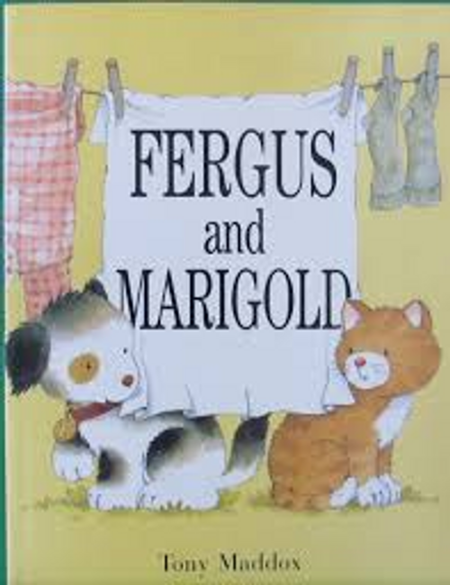 Maddox, Tony / Fergus and Marigold (Children's Picture Book)