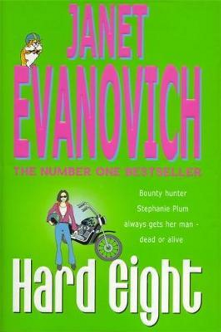 Evanovich, Janet / Hard Eight (Hardback)