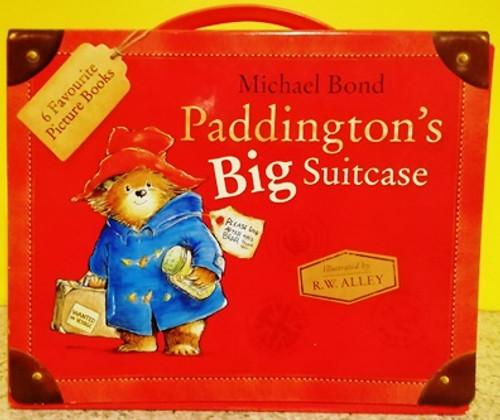 Michael Bond: Paddington's Big Suitcase (Complete 6 Children's Picture Book Box Set)