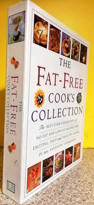 The Fat-Free Cook's Collection (Complete 2 Coffee Table Book Box Set)