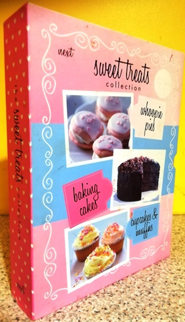 The Sweet Treats Collection (Complete 3 Coffee Table Book Box Set)