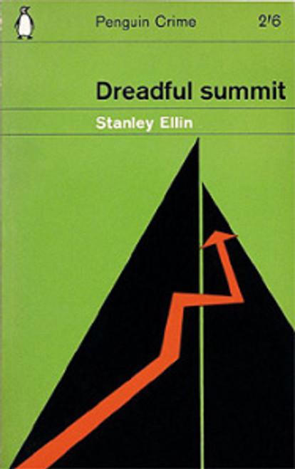 Ellin, Stanley - Dreadful Summit - Vintage Penguin Crime PB - 1964 ( Originally 1948)