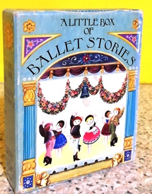 A Little Box of Ballet Stories (Complete 2 Small Book Box Set)