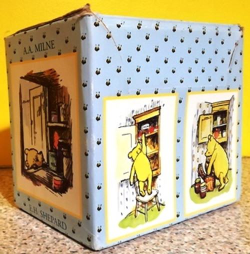 The  Winnie-The-Pooh Story Book Box (Complete 20 Book Box Set)