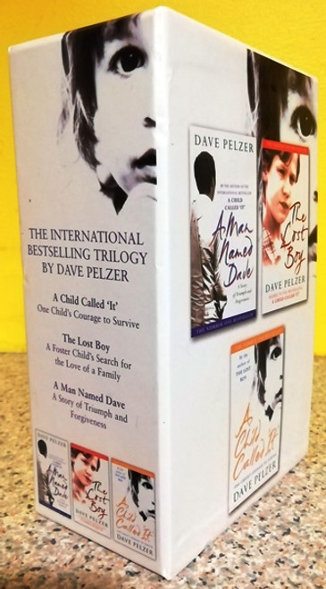 Dave Pelzer (Complete 3 Book Box Set)
