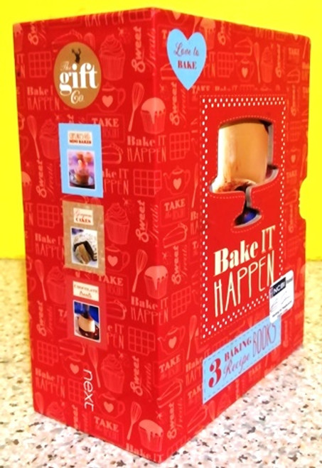 Bake it Happen (Complete 3 Book Box Set)