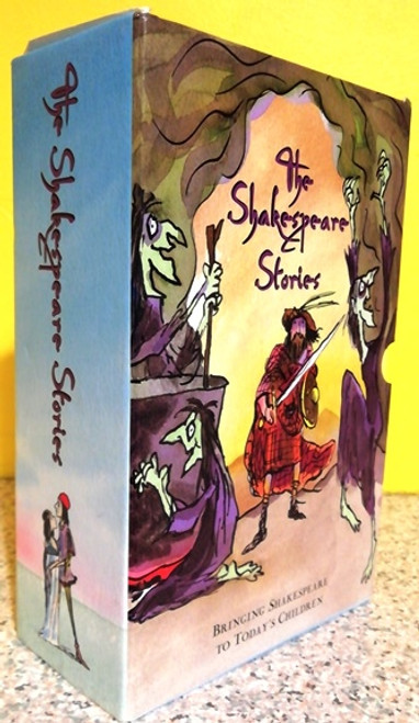 Matthews Ross The Shakespeare stories (Complete 12 Book Box Set)
