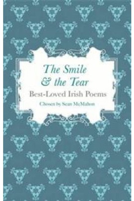 MacMahon , Sean - The Smile and the Tear- Poems and Songs of Ireland - PB  - BRAND NEW