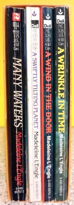Madeleine L'Engle's Time Quartet (Complete 4 Book Box Set)