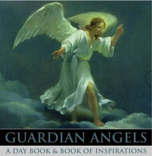 Guardian Angels : A Day Book and Book of Inspirations (Complete 2 Coffee Book Box Set)
