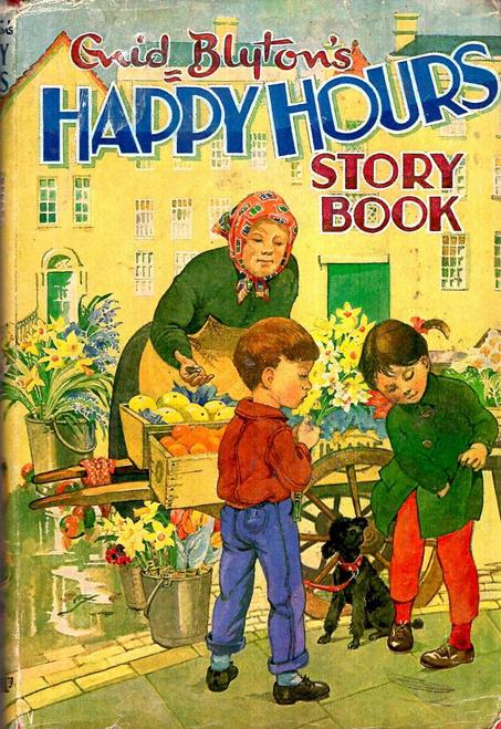 Blyton, Enid / Happy Hours (Hardback)