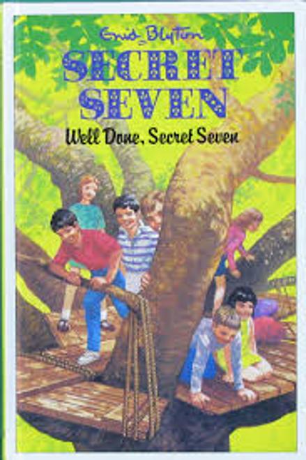 Blyton, Enid / Well Done, Secret Seven (Hardback)