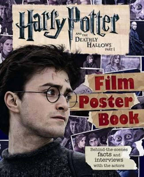Harry Potter and the Deathly Hallows Part 1 Film Poster Book