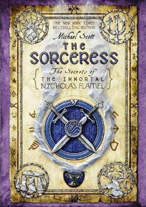 Scott, Michael / The Sorceress (Large Paperback)