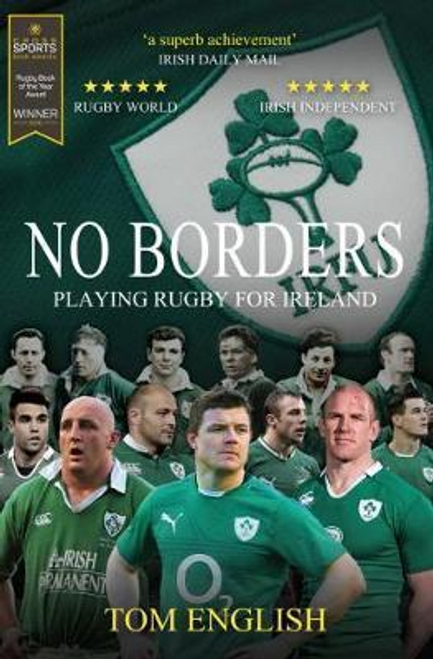 English, Tom / No Borders (Large Paperback)