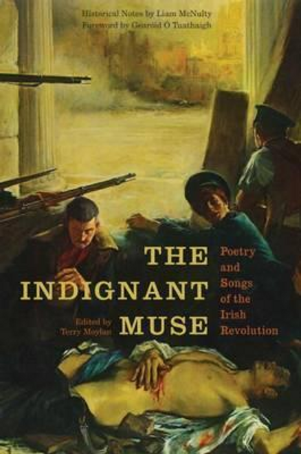Moylan, Terry / The Indignant Muse (Large Paperback)