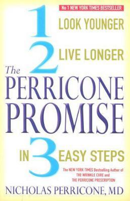 Perricone, Nicholas / The Perricone Promise (Large Paperback)