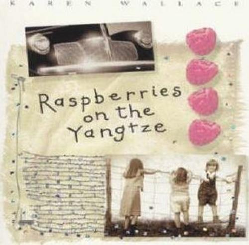 Wallace, Karen / Raspberries on the Yangtze (Large Paperback)
