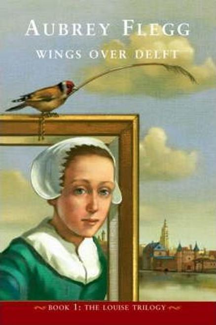 Flegg, Aubrey / Wings Over Delft (Large Paperback)