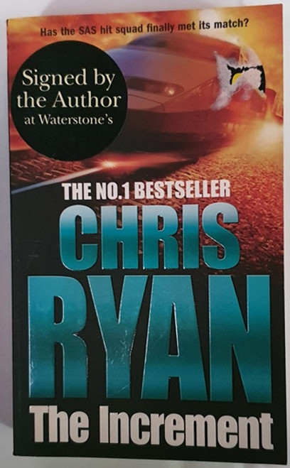 Chris Ryan / The Increment (Signed by the Author) (Paperback)