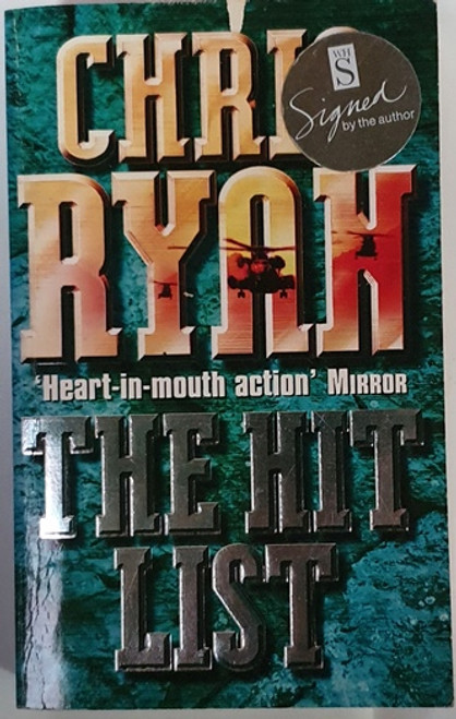 Chris Ryan / The Hit List (Signed by the Author) (Paperback)